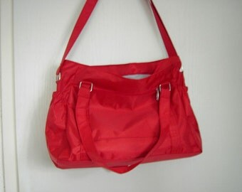 Diaper bag diaper bag with adjustable straps - Baby Bottle warmers and Windelwechelunterlage