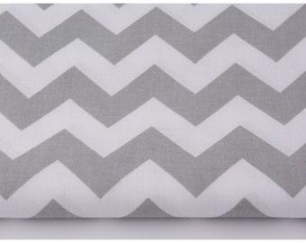 Gray chevron cotton fabric ,Zig Zag Chevron fabric | Storm Grey Gray | Premier Prints ,  Cotton Fabric Yardage