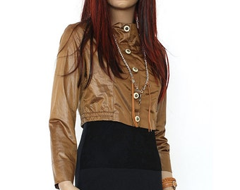 Womens Jacket / NEW Autumn 2016 / Short Jacket / Water Resistant Jacket