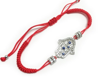 Luck eye Hamsa Bracelets
