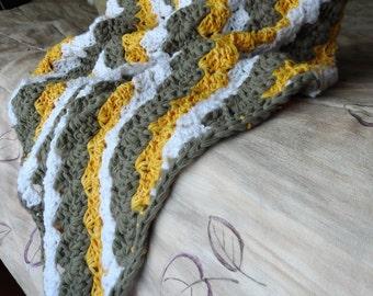 Baby Blanket handmade by hook