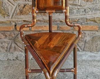 Copper Pipe Furniture copper pipe | etsy
