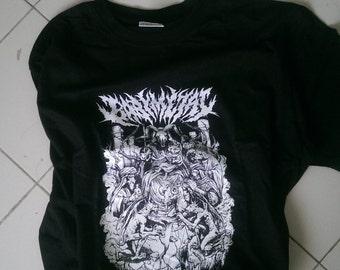 BABYMETAL Metal Japan Black T-SHIRT Graphic Tee