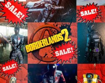 Zero Borderlands 2 cosplay