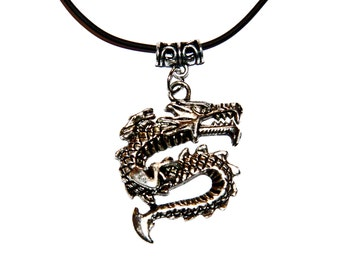 """Necklace necklace necklace """"Dragon"""" (China Lucky Dragon) - [# SC. 2013.008]"""