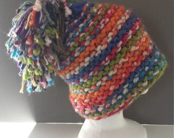 Molly Weasley inspired Knit Hat