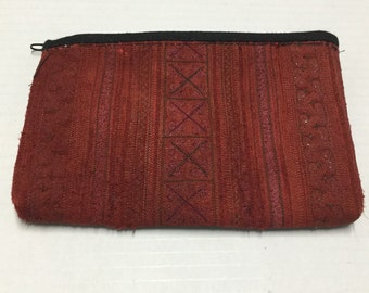 Tribal Vintage Hmong purse,Hmong Bag,Hmong bag cosmatic,Tribal Hmong purse, coin purse Hmong, Hmong bag, Vintage purse form thailand