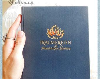 Vintage book of fairy tales in German (1949/1951)