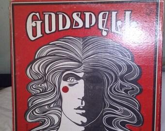 Musical record / album Godspell