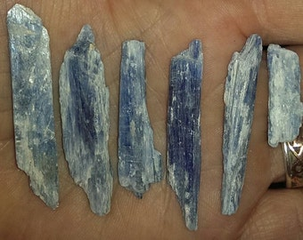 Blue Kyanite Shards