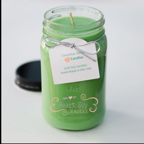 16 Oz Handmade Soy Fundraising Candle By Soycandlesforacause