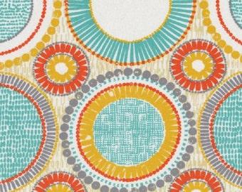 """Dear Stella Designs  """"Mika""""  Multi Circle 100% Cotton"""
