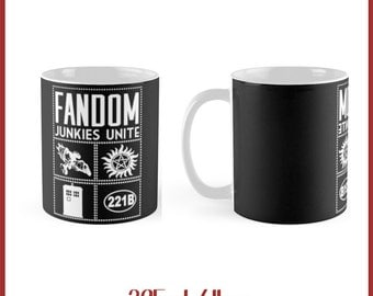 Super Fandom 325ml Mug