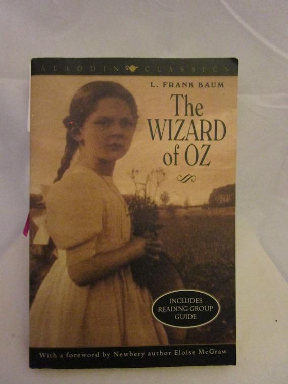 Wizard of Oz paperback