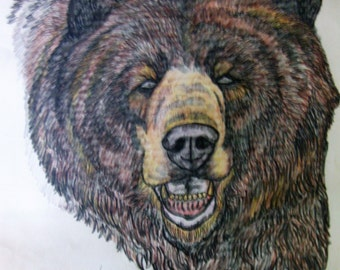 The Grizzly, by Timothy John Stone