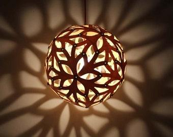 Plywood Lamp Etsy