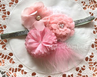 Grizelda Couture Baby Headband