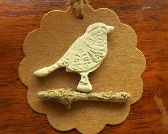 beach bird girft tags