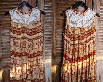American Vintage sun dress