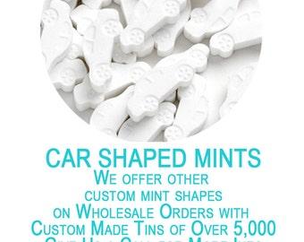 5 LB Car Shaped Candy Mints