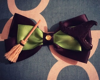Wicked Witch Bow