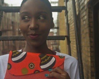 Yaounde 'Drummer Gyal' Clutch [Popup Sale ends 06/20]