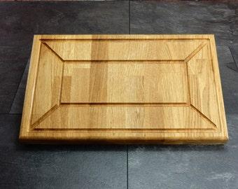 Meat Carving Board - 27cm x 30cm (LAP17)