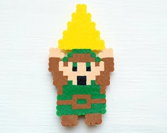 Link with Triforce