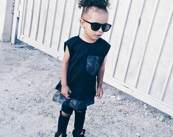Greyson Sleeveless Hi-Lo