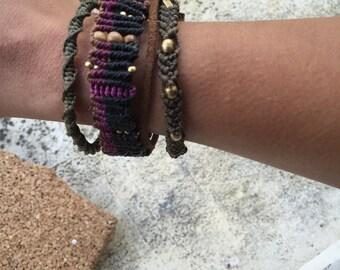 Bracelet style hippanema
