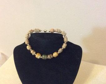 Bracelet with Ceramic