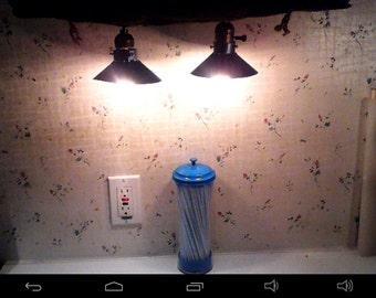 Hand made under cabinet  lighting