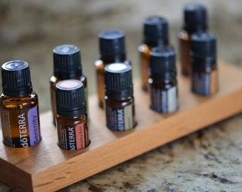 Solid Alder Essential Oil Tray / Holder