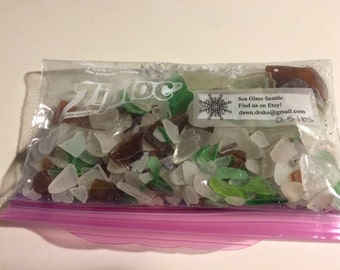 Hand Picked Seattle Sea Glass