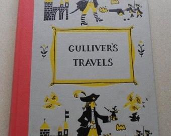 Vintage Book Gulliver's Travels Juvenile