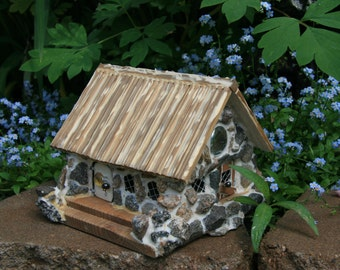 Fairy House Stone Cottage