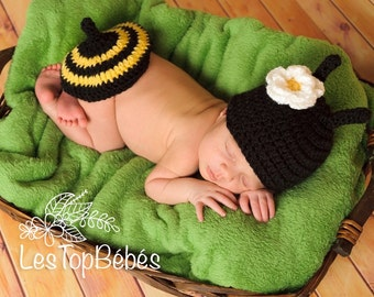Newborn Set, Bumblebee Set, Newborn Photo Prop, Newborn Baby Outfit, Bee Crochet Set, Take Home Outfit, Crochet Baby Set, Newborn Sets, Set