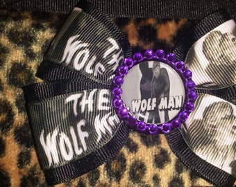 The Wolf Man Bow
