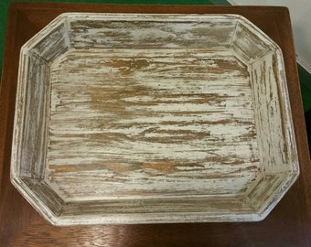 Shabby tray