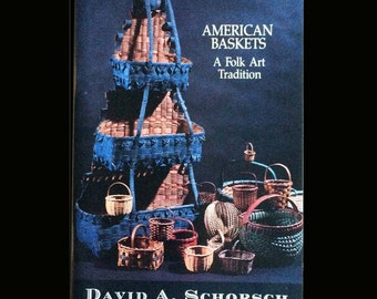American Baskets, A Folk Art Tradition, Exhibition and sale 1988