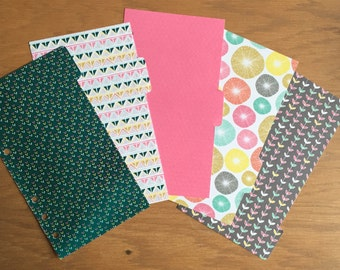 Foiled Designs Personal Dividers