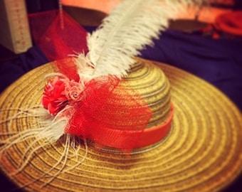 Bachelorette Derby Hat