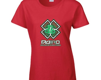 Ddiiro Ladies Top T Shirt