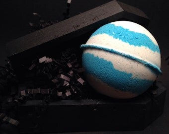 AFTER THE STORM Bath Bomb For Guys & Girls