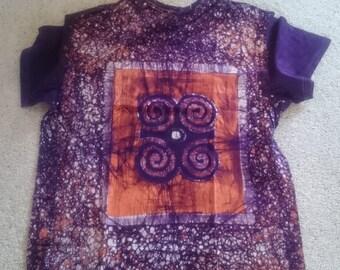 M Ghana Design Tshirt