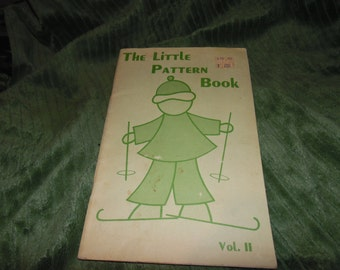 The Little Pattern Book Vol ll- 1978
