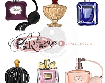 Perfume Clipart Chanel