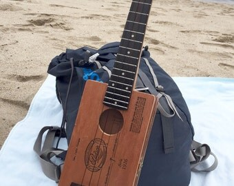 Cigar box Ukulele - Travel CBU-002