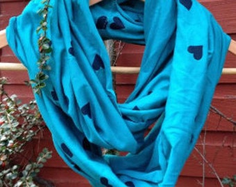 Infinity Jersey Scarf