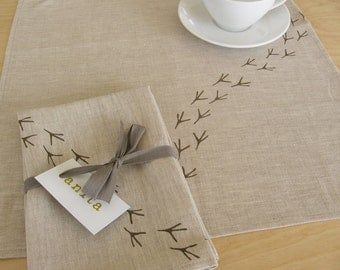 Linen Napkins - Set of two